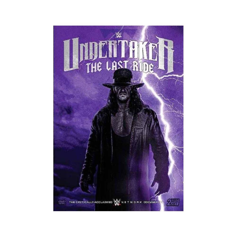 Wwe Undertaker The Last Ride Dvd 2020