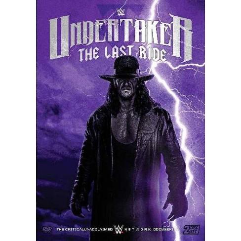 WWE: Undertaker The Last Ride (DVD)(2020) - image 1 of 1