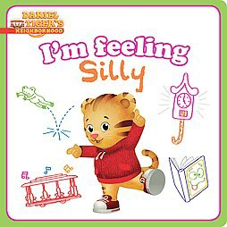 I'm Feeling Silly - (Daniel Tiger's Neighborhood) by  Natalie Shaw (Board Book)