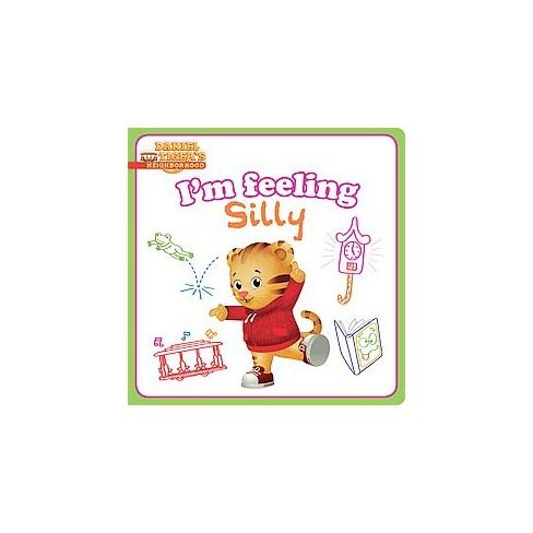 I'm Feeling Silly - (Daniel Tiger's Neighborhood) by  Natalie Shaw (Board_book) - image 1 of 1