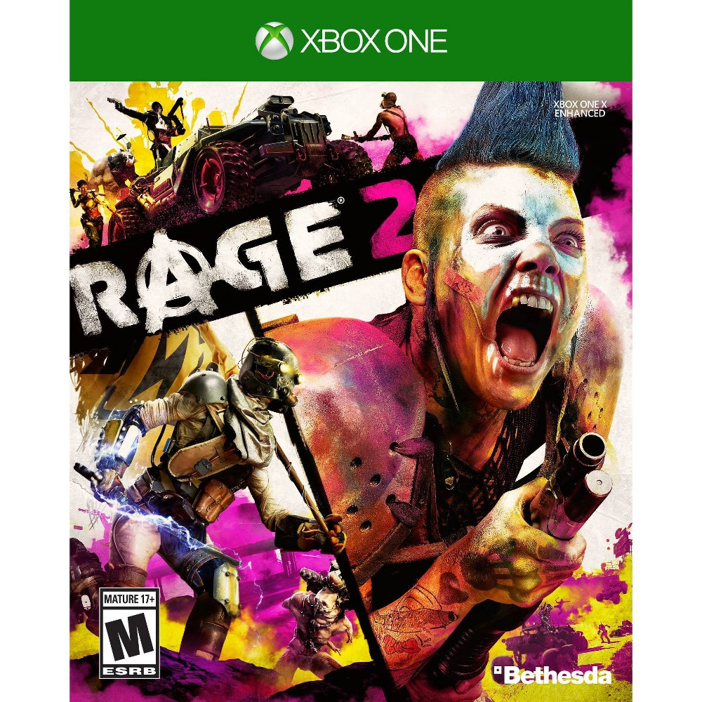 Rage 2 - Xbox One, video games