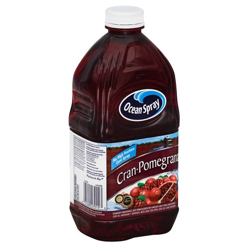 Ocean Spray Cran-Pomegranate Juice - 64 fl oz Bottle - image 1 of 3