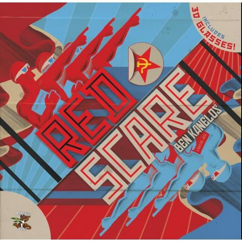 Red Scare Board Game - image 1 of 1