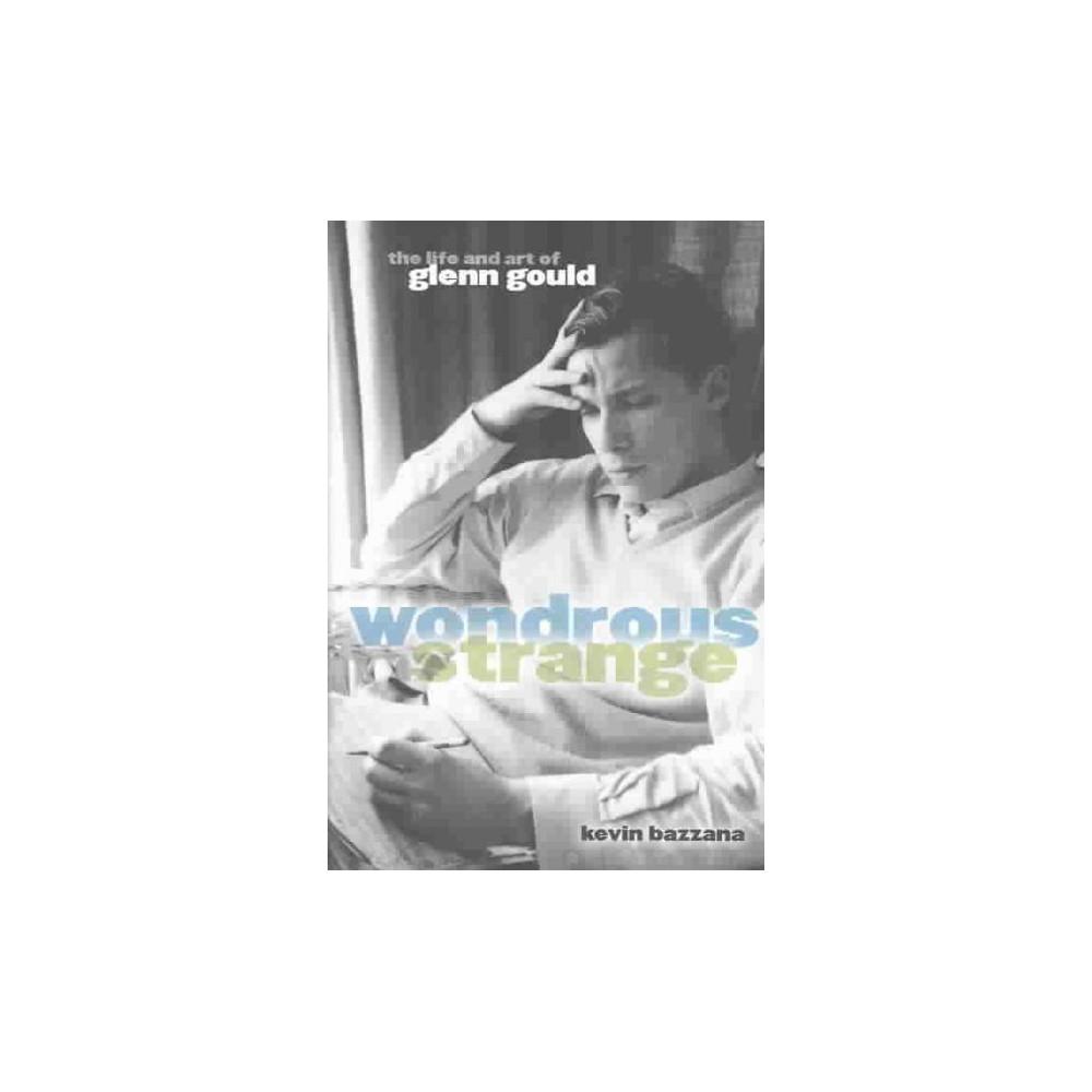 Wondrous Strange (Hardcover)