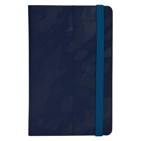 "Case Logic Surefit Universal Folio 10"" Case - Blue - image 1 of 5"
