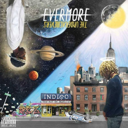 Underachievers - Evermore: The Art Of Duality (Vinyl) - image 1 of 1
