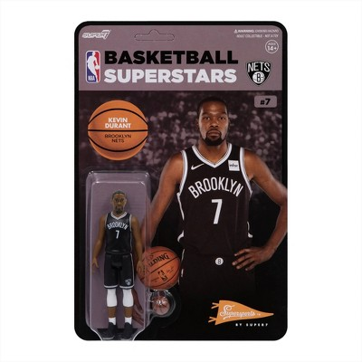 """NBA Brooklyn Nets 3.75"""" ReAction Action Figure - Kevin Durant"""