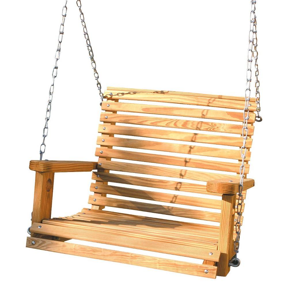 Gorilla Playsets Babysitter Adult Wooden Swing