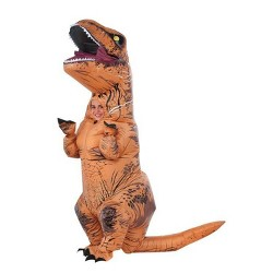 Kids' Inflatable Jurassic World T-Rex Halloween Costume One Size