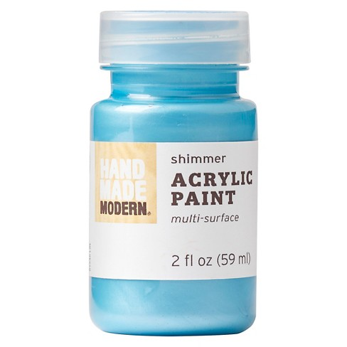 2oz Shimmer Acrylic Paint - Hand Made Modern® - image 1 of 1