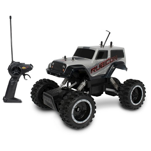 NKOK Mean Machines Rock Crawlers RC Jeep Wrangler - image 1 of 2