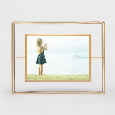Wire Single Image Frame 5x7 Gold - Project 62™