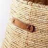 "29"" Christmas Woven Tree Skirt Natural - Threshold™ designed with Studio McGee - image 3 of 4"