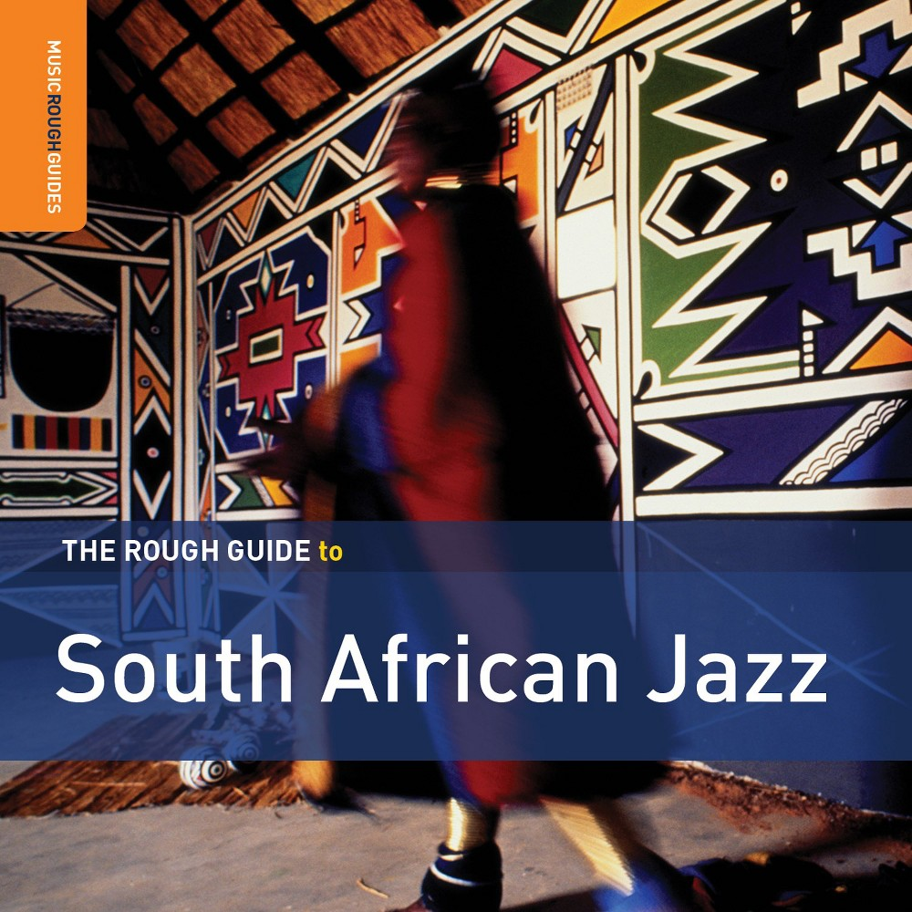 Various - Rough Guide To South African Jazz (CD)