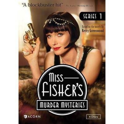 Miss Fisher's Murder Mysteries: Series 1 (DVD)