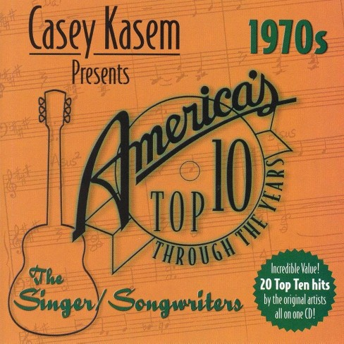 Various - Casey kasem presents america's top te (CD) - image 1 of 1