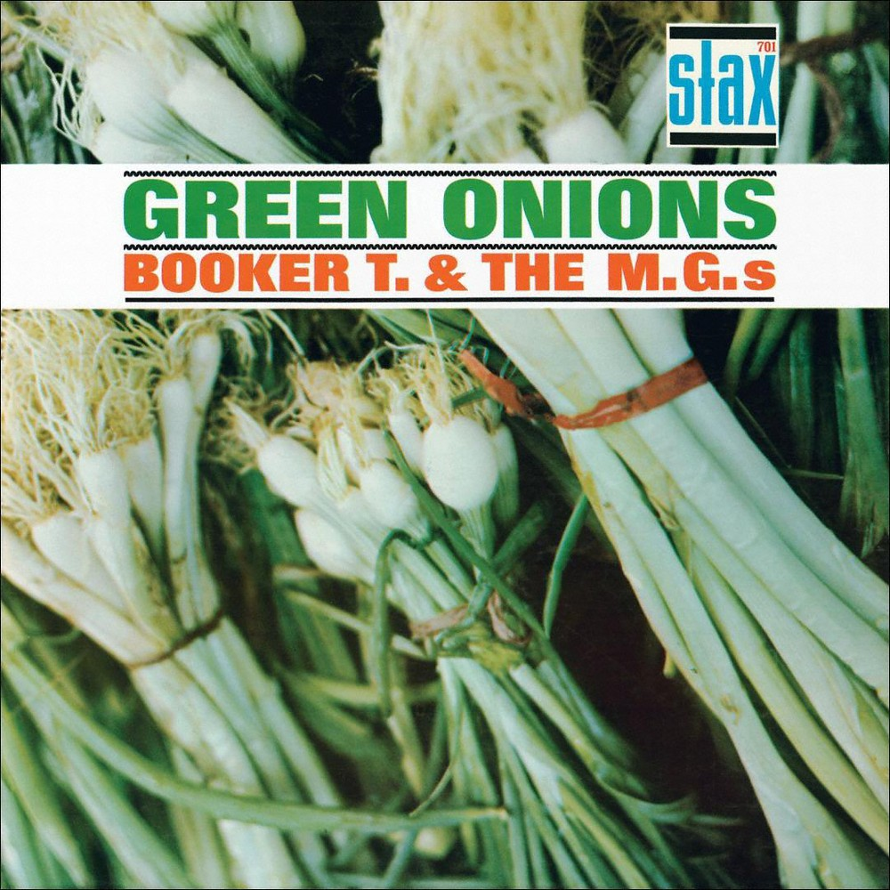 Booker T & The Mgs - Green Onions (CD)