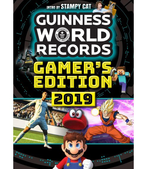 Guinness World Records Gamer's Edition 2019 -  (Guinness World Records) (Paperback) - image 1 of 1