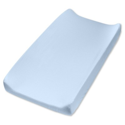 Honest Baby Organic Cotton Changing Pad Cover - Kentucky Blue