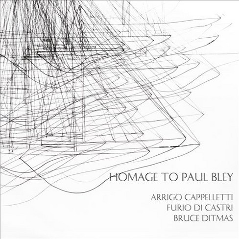 Arrigo cappelletti - Homage to paul bley (CD) - image 1 of 1