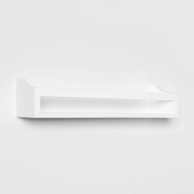 "16"" Slope Shelf - Cloud Island™ White"