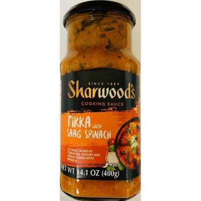 Sharwoods Tikka w/ Spinach - 14.1oz