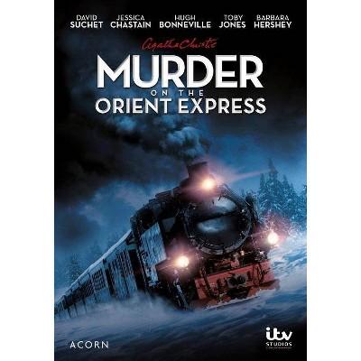 Agatha Christie's Poirot: Murder on the Orient Express (DVD)(2017)