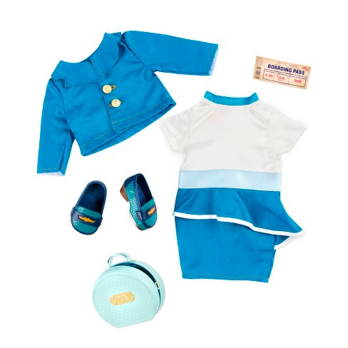 Our Generation® Retro Deluxe Outfit - Fashion Flight™ - image 1 of 2