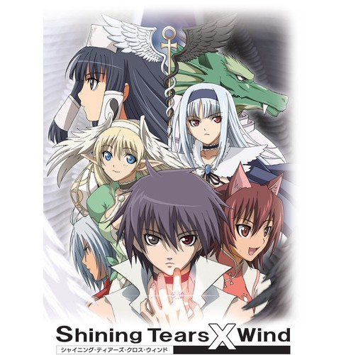 Shining Tears X Wind:Complete Collect (DVD) - image 1 of 1