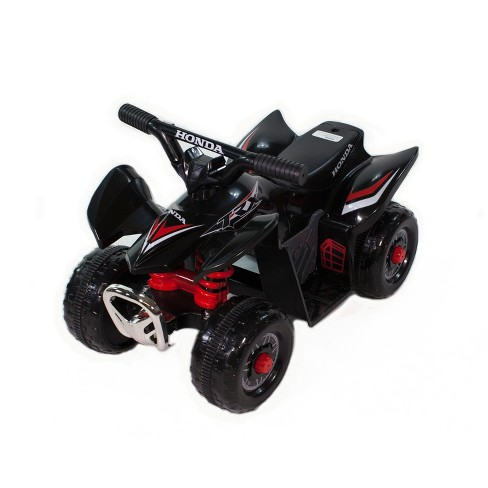Honda 6 Volt Electric Ride On Atv Black Target