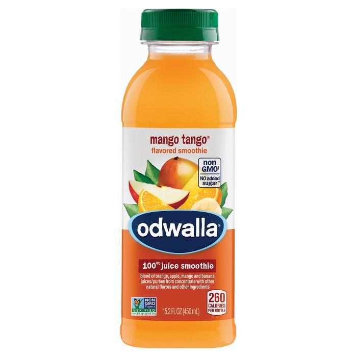Odwalla Mango Tango Vegan Juice Smoothie - 15.2 fl oz - image 1 of 1
