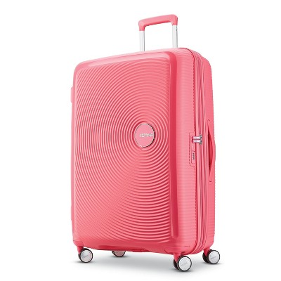 American Tourister 29'' Curio Hardside Spinner Suitcase - Pink