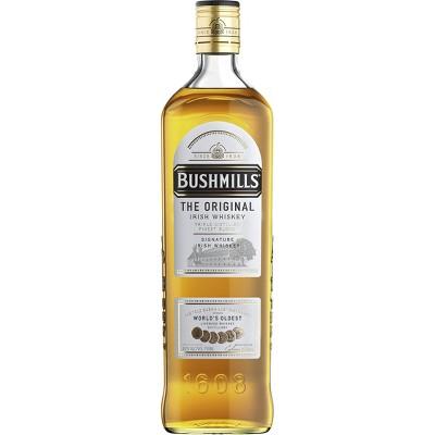 Bushmill's Irish Whiskey - 750ml Bottle