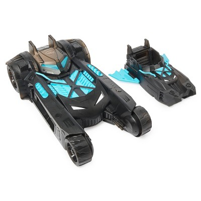 "DC Comics Batmobile with 4""Figure"