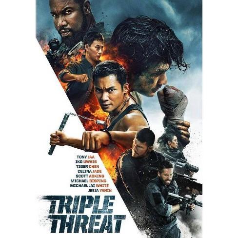 Triple Threat (DVD) - image 1 of 1