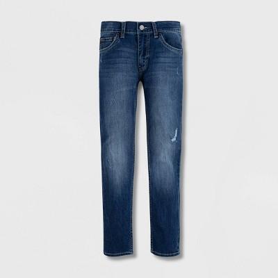 Levi's® Toddler Boys' 510™ Skinny Fit Everyday Performance Jeans - Sundance Kid Medium Wash