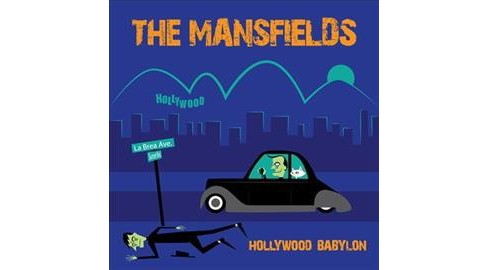 Mansfields - Hollywood Babylon (Vinyl) - image 1 of 1