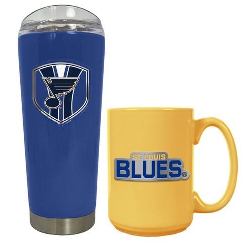 NHL St. Louis Blues Roadie Tumbler and Mug Set - image 1 of 1