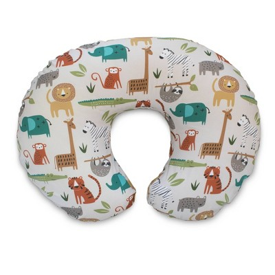 Boppy Original Feeding and Infant Support Pillow - Neutral Jungle Colors