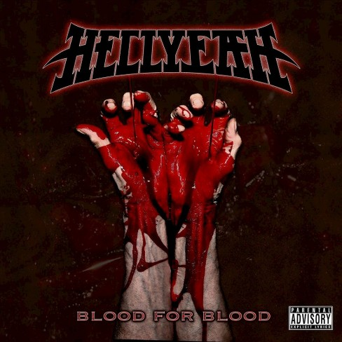 Hellyeah - Blood for blood [Explicit Lyrics] (CD) - image 1 of 1