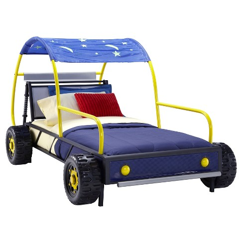 Twin Jensen Dune Buggy Car Bed - Powell Company - image 1 of 2