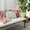 "60"" x 70"" Summer Throw Blanket Dusty Rose - Hearth & Hand™ with Magnolia - image 2 of 4"