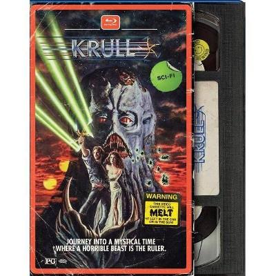 Krull (Blu-ray)(2019)