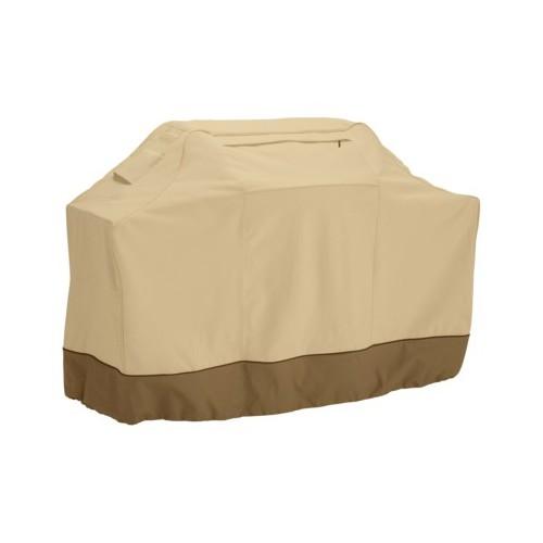 Classic Accessories Veranda Cart Barbecue Cover, Brown