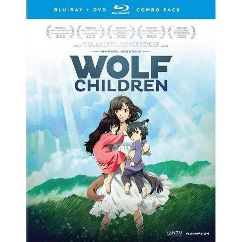 Wolf Children: The Movie (Blu-ray)(2013) - image 1 of 1
