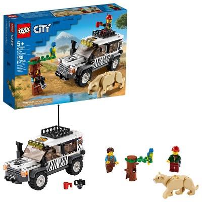 LEGO City Safari Off-Roader Building Set 60267
