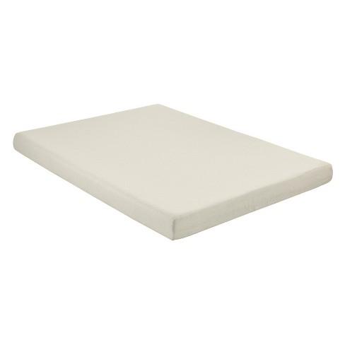 Memoir 6 Memory Foam Mattress With Certipur Us Certified Foam Twin
