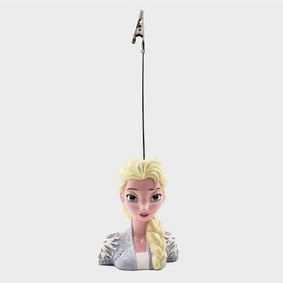 Frozen Elsa Photo Display Clip