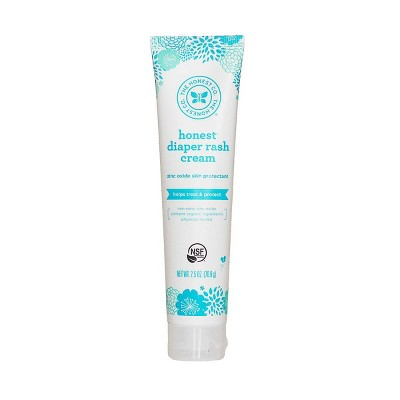 The Honest Company Rapid Relief Diaper Rash Cream - 2.5oz