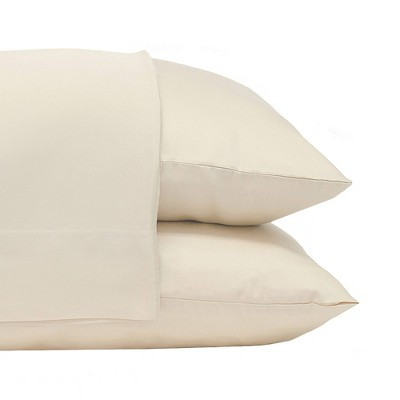 2pk 100% Rayon from Bamboo Classic Pillowcase Set - Cariloha